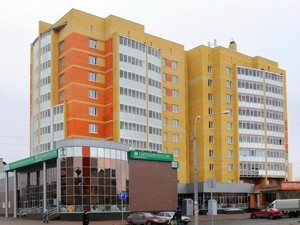 Successfully commissioned residential building at Prospekt Pobedy 41a