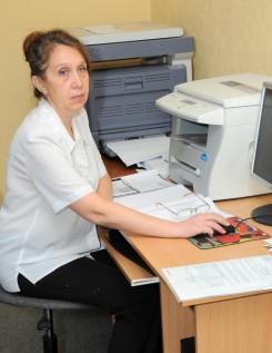 Kolpakova Galina Nikolaevna