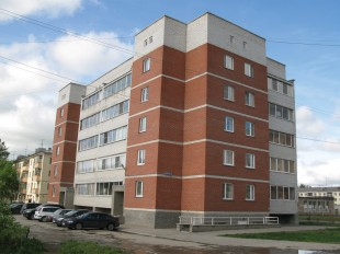 Five-storey residential building