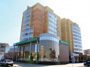Ten-storey residential building